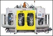 Bekum's BM-406-D continuous-extrusion machine
