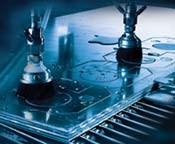 Bengal abrasive waterjet machine