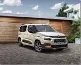 The Citroën New Berlingo: The Leisure Class