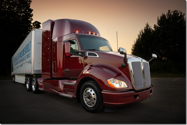 Toyota Performs Kaizen for Hydrogen-Powered Big Rig image