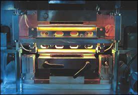 Bielomatik's new K3217 hybrid welding system