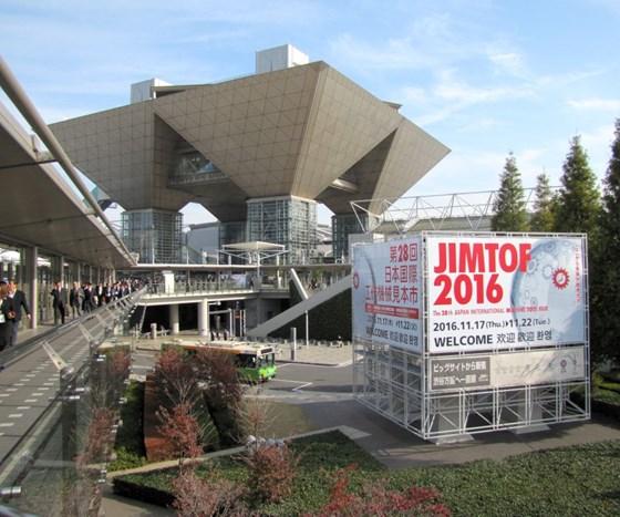 new halls added to JIMTOF