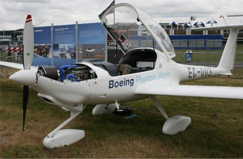 Boeing Fuel Cell Demonstrator Aircraft