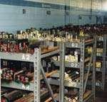 Bohler-Uddeholm Steel Stores