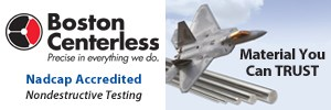 Boston Centerless Aerospace