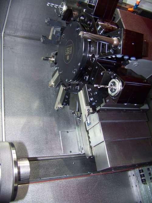 TND 200 CNC universal automatic lathe