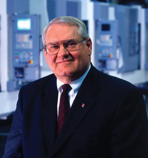 Brian Papke, President, Mazak Corporation