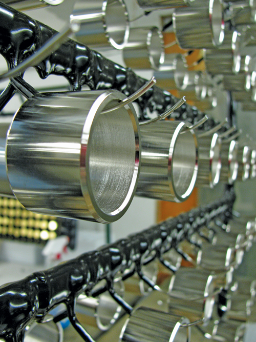 Methods And Tooling Design Considerations For Rack Plating