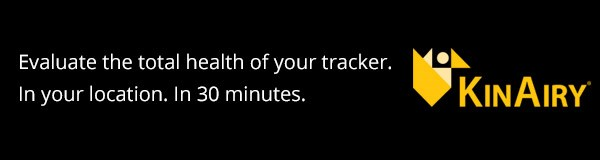 Evaluate the total health of your tracker