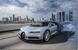 Bugatti and Telemetry