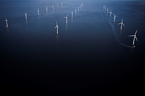 DONG Burbo wind farm