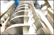 Buss is introducing a new single-screw kneader for polyolefins