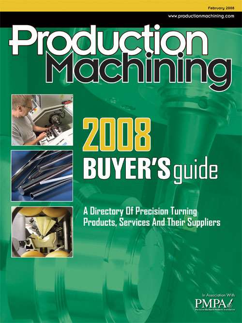 2008 Buyer's Guide cover