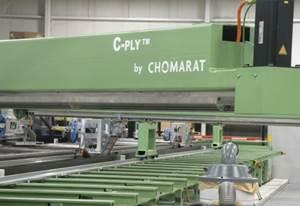 Chomarat opens new C-PLY, C-WEAVE facility in South Carolina