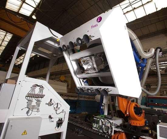 Fives Line Robotics