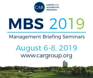 Car management briefing seminars