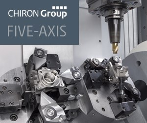 CHIRON Group Five-Axis