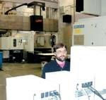 CDM employee Perry Merkes