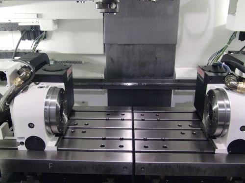 split-table VMC