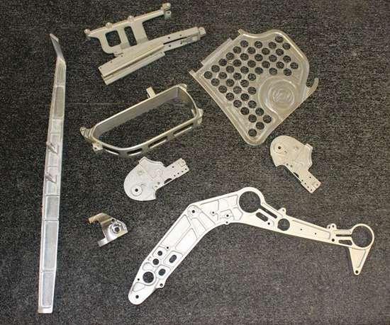 aerospace-industry parts