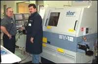 CNC Swiss Lathes at Paragon