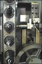 CNC at the machine tool