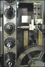 CNC at the machine tool