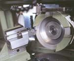 CNC automatic tool grinder