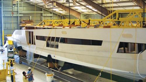 LSX 92 Int in hull