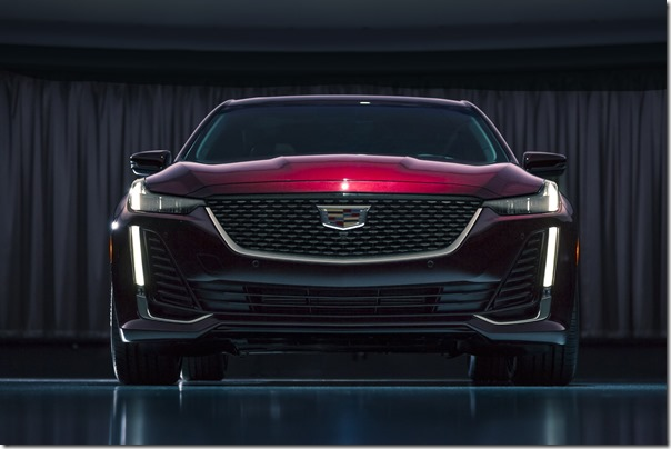 The CT5 Premium Luxury showcases Cadillac's unique expertise in crafting American performance sedans, with details designed to elevate every drive. The CT5 will be built at GM's Lansing Grand River facility and will make its public debut in April at the New York International Auto Show. Cadillac revealed its newest sedan with a social media campaign designed to stimulate the senses.