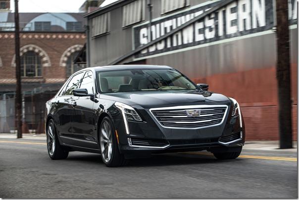 2017 Cadillac CT6