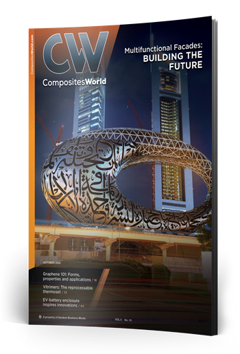 CompositesWorld October 2020 issue