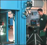 Calibrating a remanufactured machine
