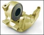 Caliper brake component