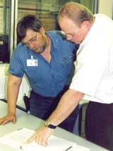 Camcrafts Don Slawinski and Ron Swier