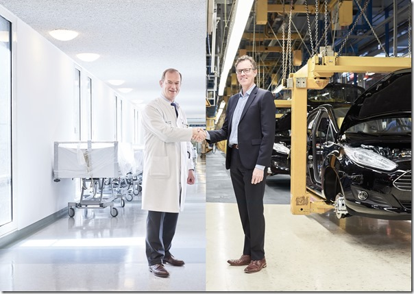 How Cutting Edge Thinking in Cancer Treatment – and Car Making – is Coming Together to Benefit Drivers and Patients