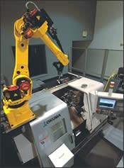 Captain L370 CNC lathe with THINC-OSP control