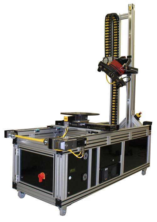 Capture 3D 6-axis scanner