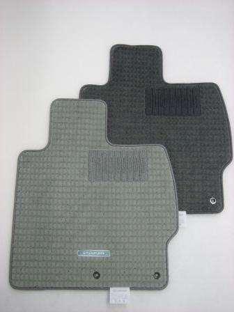 Toyota Prius car mats of PLA fiber