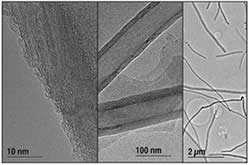 Carbon nanofiber