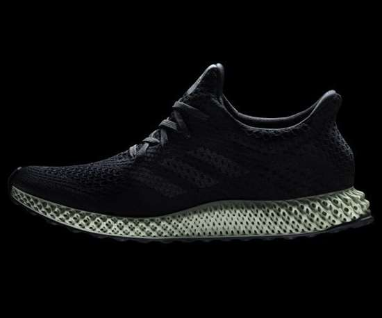 3D-printed Adidas midsole