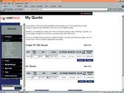 Carpenter Technology Materials Web Site