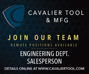 Cavalier Tool & Manufacturing