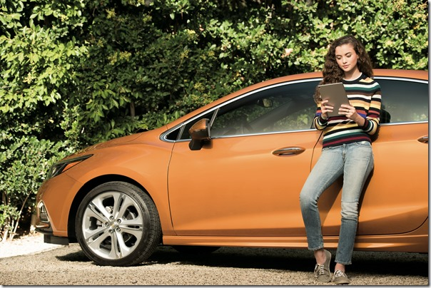 Chevrolet is the first mass-market automaker to offer a prepaid unlimited data plan.