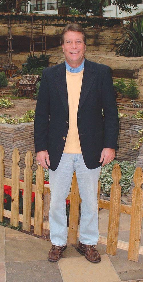 Chris Koepfer in Dallas