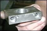 Circular milling of through-holes