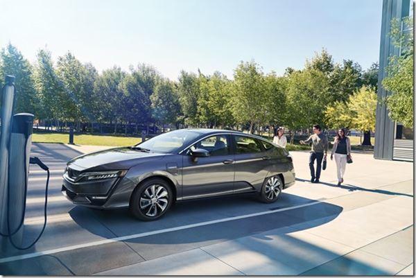 GM and Honda Collaborating on EV Batteries image