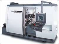 CNC multi machining program