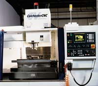 ColchesterCNC CV machining center