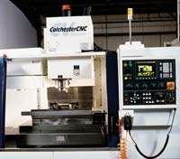 ColchesterCNC CV machining center